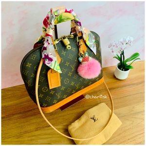 Full Set 🌹 Alma PM Vintage Louis Vuitton Bag Auth